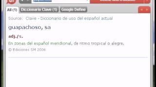 Definicion De Guapachoso Youtube