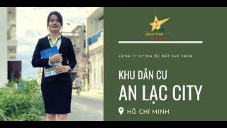 Khu dân cư An Lạc City _ 0938173955 _ Đất nền sổ đỏ giá rẻ TP Hồ Chí Minh
