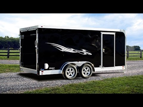 ATC Quest MC300 Motorcycle Trailer Video Walkthrough