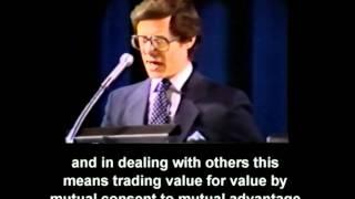 Debate 1984 (Part 2) Capitalism Vs. Socialism