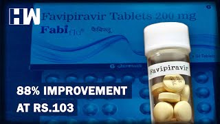 Glenmark's FabiFlu Gets Approval, First Oral Drug To Be Used In Covid-19 Treatment