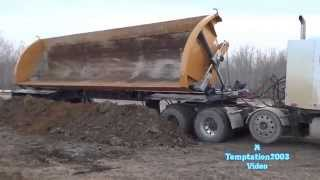 2014 Jet Tri Axle Side Dump