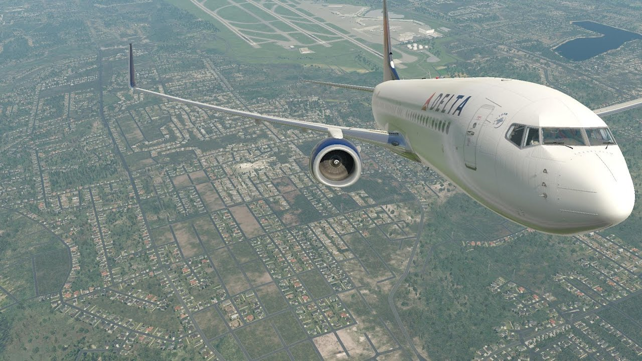X-Plane 11: Plane Spotting at Seattle-Tacoma Intl - YouTube