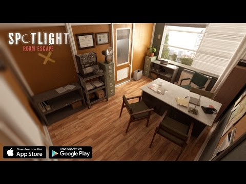 Spotlight Room Escape Official Walkthrough Chapter 2
