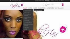Candy Hair Company Layaway Option