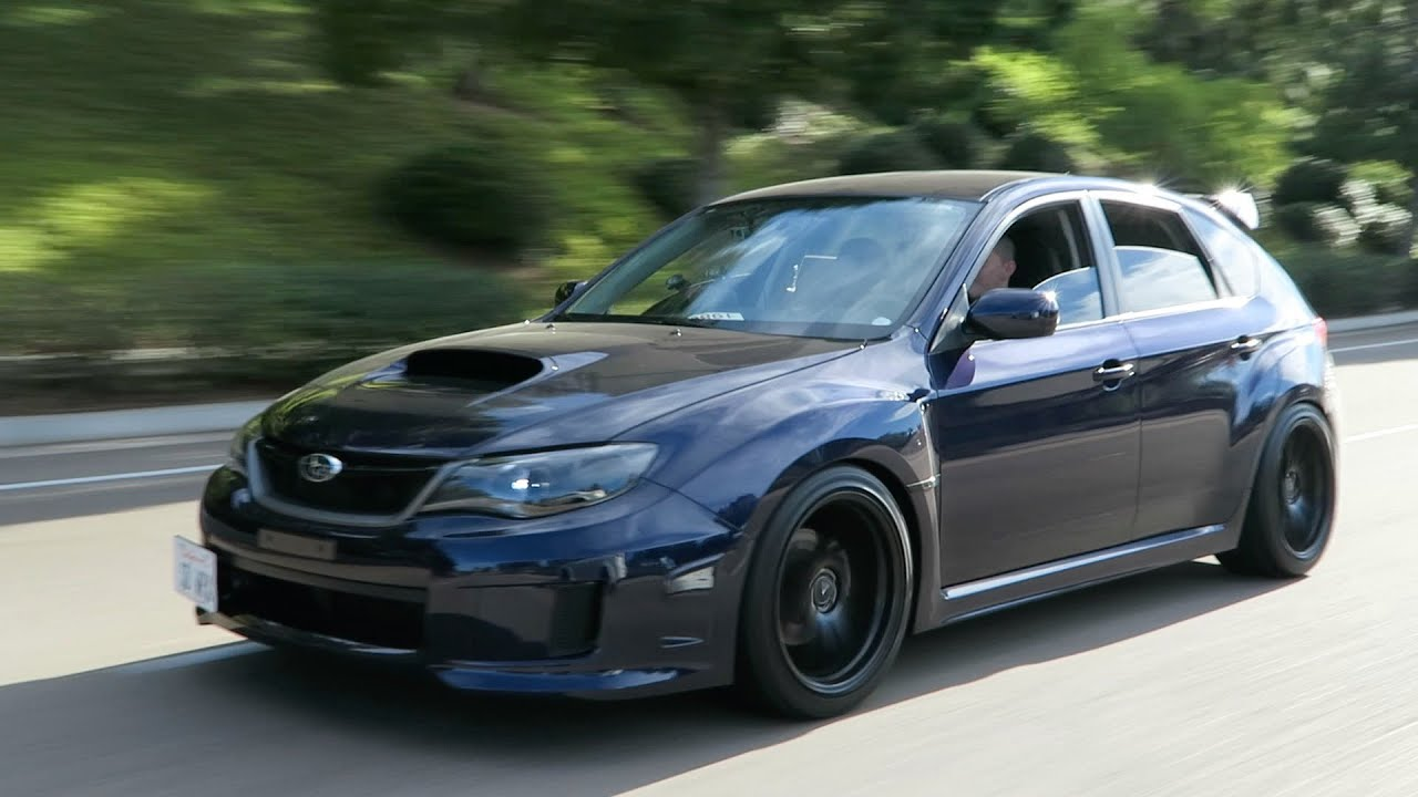 450HP Subaru WRX Review