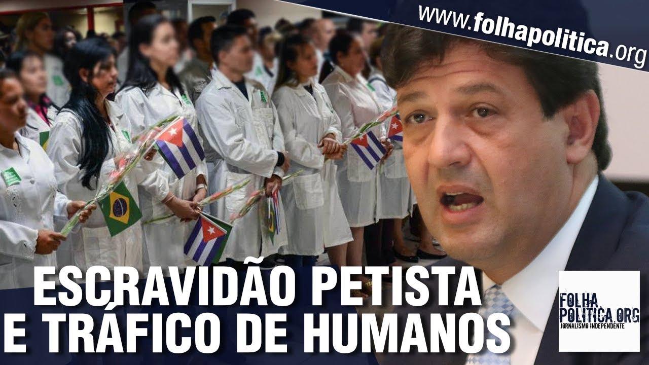 Resultado de imagem para Gravíssimo: Ministro da Saúde, Mandetta expõe como funcionava o 'comércio' de médicos cubanos e faz sérias denúncias