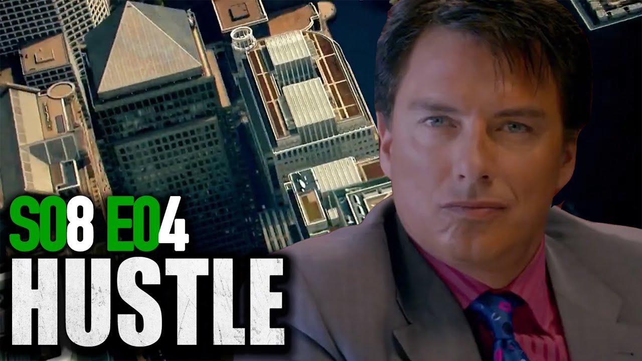 American Scam Artist | Hustle: Season 8 Episode 4 (British Drama) | BBC | Full Episodes