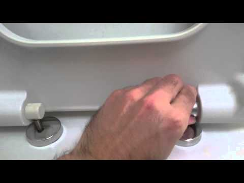 Soft Close And Quick Release Toilet Seats Installation Doovi