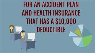 How To Lower Health Insurance Premiums With An Accident Plan