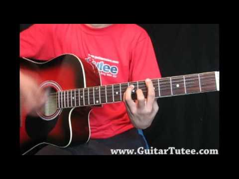 Justin Nozuka - Criminal, by www.GuitarTutee.com