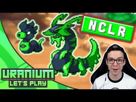 A NEW Pokemon Type: NUCLEAR! Pokemon Uranium #11