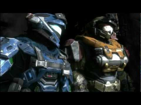 "Halo Reach Story ""How it all Began"""