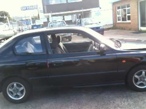 Hyundai accent 2002 manual youtube.