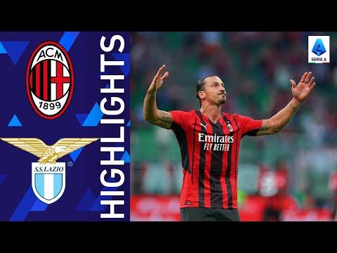 Milan 2-0 Lazio | Milan triumph at San Siro | Serie A 2021/22