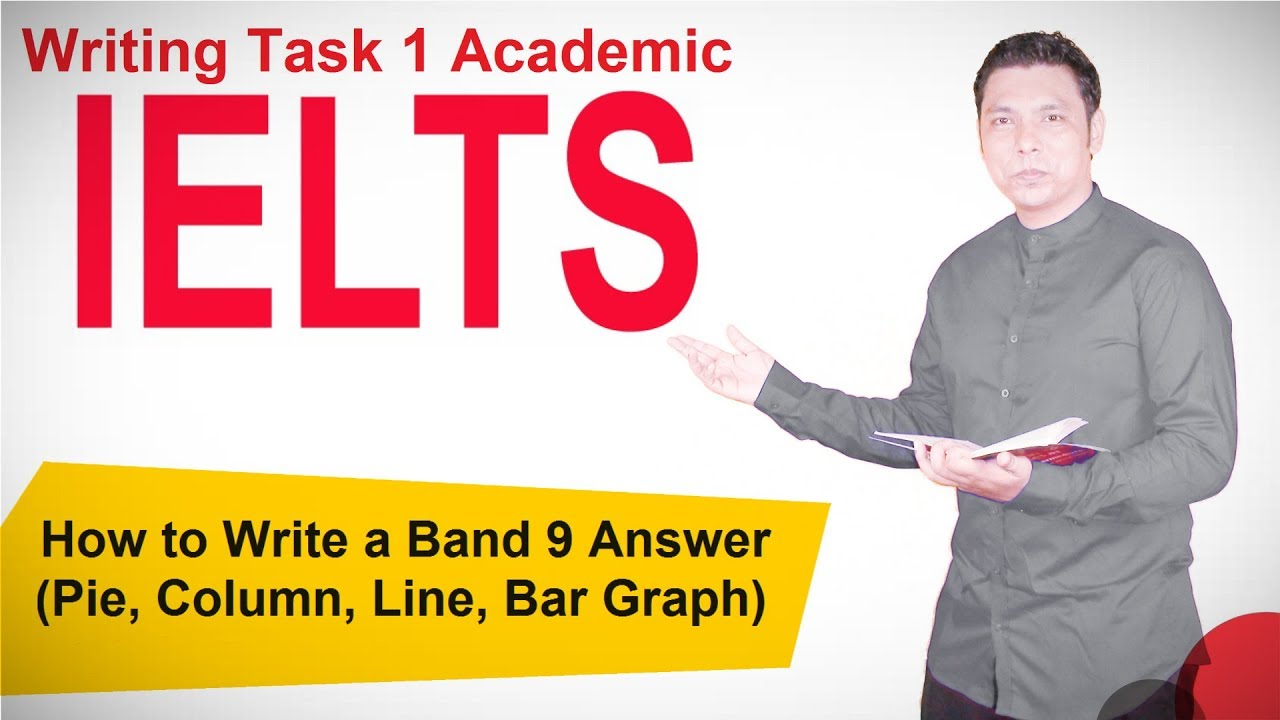 the complete guide to ielts academic writing task 1 pie column rh youtube com ielts - the complete guide to task 1 writing by phil biggerton IELTS Task 1 Process