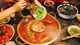 """[多彩亚洲] """"眼睛跟着舌尖走"""" 四川成都 亚洲美食节全球征集美食摄影作品   CCTV"""
