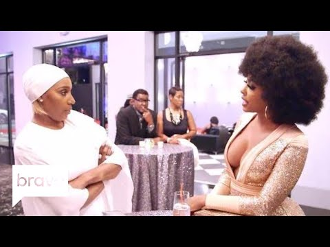 RHOA: NeNe Leakes Confronts Porsha Williams About Their Issues (Season 10, Episode 2) | Bravo