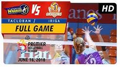 PVL RC Season 2 - WD: Fighting Warays vs. Lady Oragons | Full Game | 5th Set | June 16, 2018