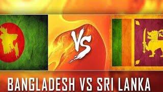 Srilanka Vs Bangladesh || t 20 match hilight Live nidas trophy 2018