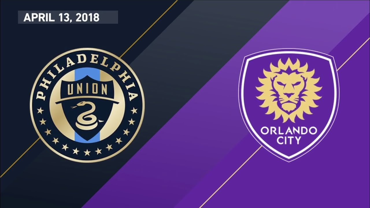 HIGHLIGHTS: Philadelphia Union vs. Orlando City SC | April 13, 2018