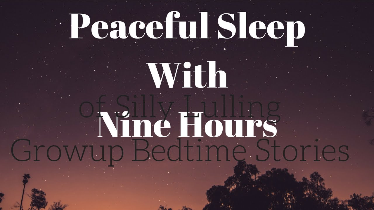 Hours Of Lulling Hypnotic Dull Bedtime Stories Sleep Solution Meets Asmr To Fall  Asleep To