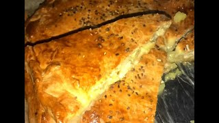 Мясной пирог с картошкой и луком в духовке рецепт Shorts