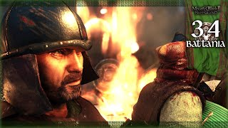 THE FLAMES OF WAR! - Mount and Blade 2 Bannerlord (Battania) Campaign Gameplay #34