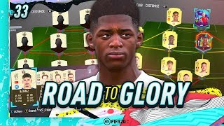 FIFA 20 ROAD TO GLORY #33 - ICON SWAP GRIND!!