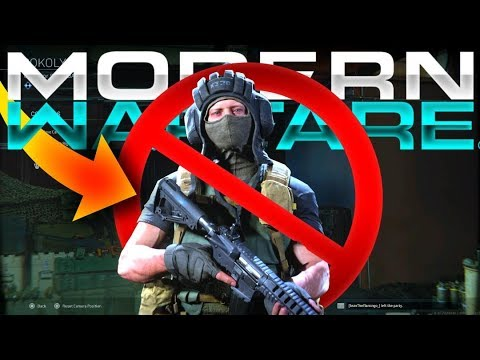 Why I Haven't Played MODERN WARFARE In 2020...