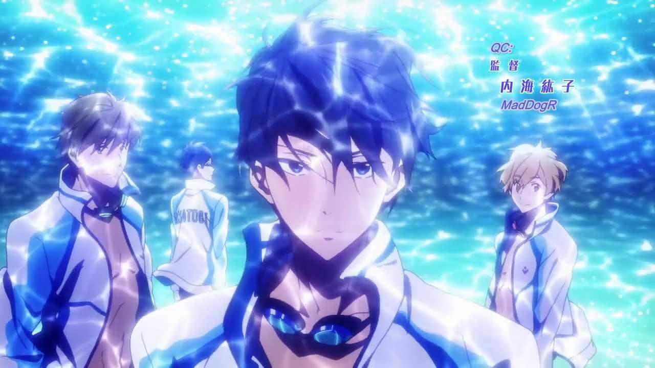 Free Iwatobi Swim Club Ger Sub