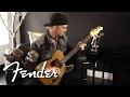 NEW John 5 Squier Tele in Frost Gold | Fender