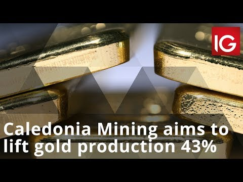 Caledonia Mining aims to lift gold production 43%