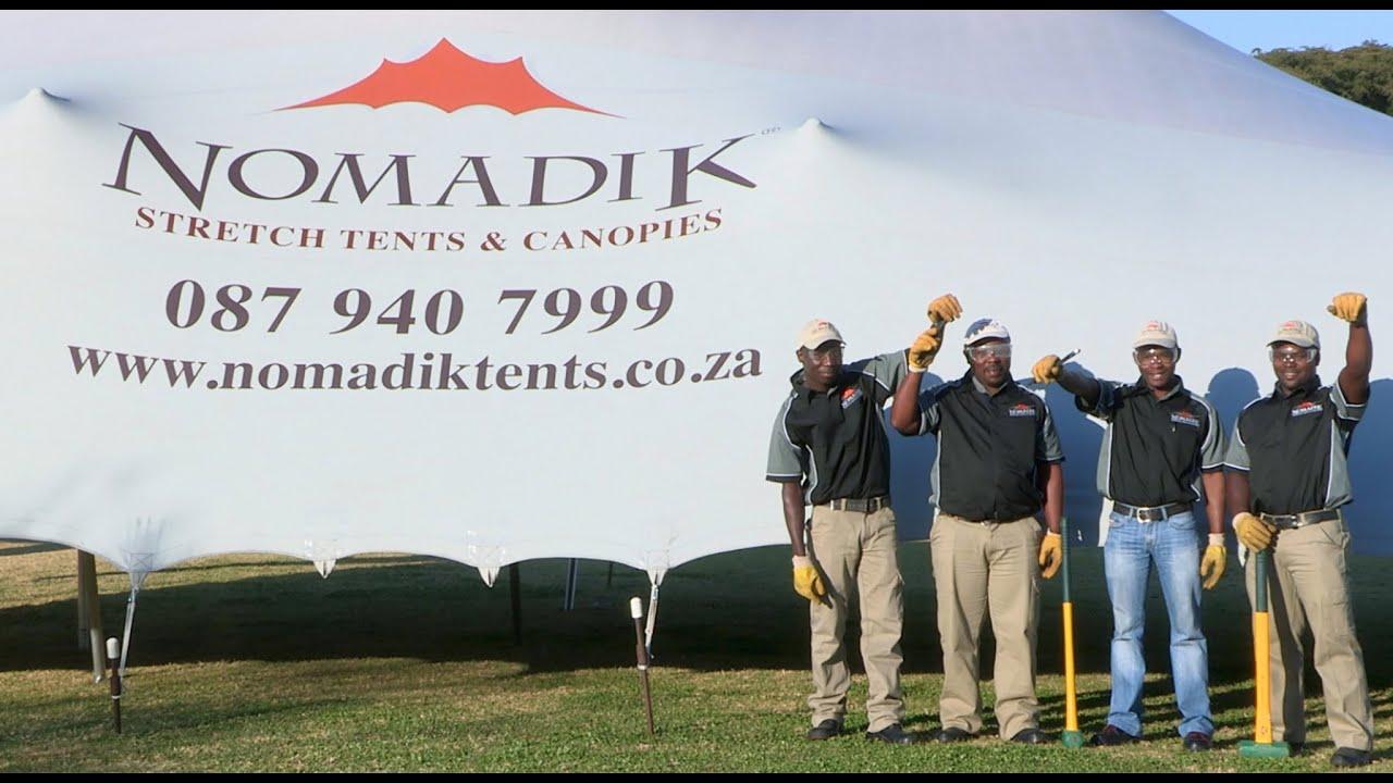 Nomadik Tents - Rigging Maintenance and Safety Training & Nomadik Tents - Rigging Maintenance and Safety Training - YouTube