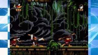 Maui Mallard in Cold Shadow - Windows 95 Virtual Machine Gameplay