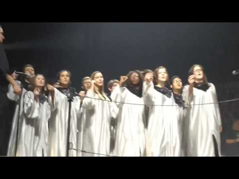 Sycamore HS Choral Program Sings With Eric Church!