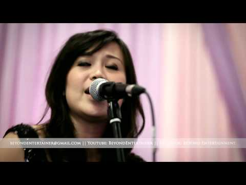 Save the Last Dance - Martha and Gihon cover - Live at Millenium Hotel Jakarta