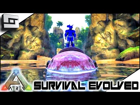ARK: Survival Evolved - SECRETS OF THE CENTER! S4E39 ( The Center Map Gameplay )
