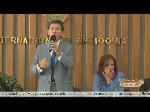 Gobernador de Antioquia entregó el premio 'Tortuga de Oro' [Noticias] - Telemedellín