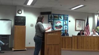 April 4, 2016 - Libby, Montana City Council Meeting