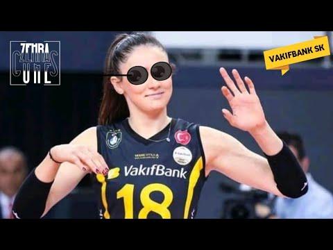 The Best Zehra gunes | Turky women's volleyball League 2021