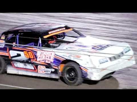 Hobby stock heat Salina Speedway 9.27