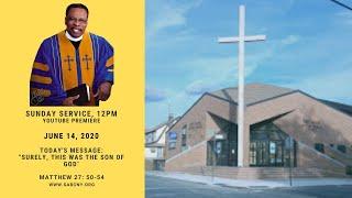 Saint Albans Baptist Church, Online Service 6.14.2020