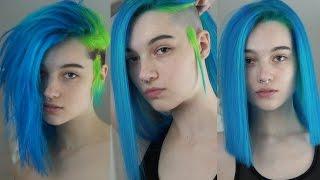 Hair Transformation - Atomic Tropic