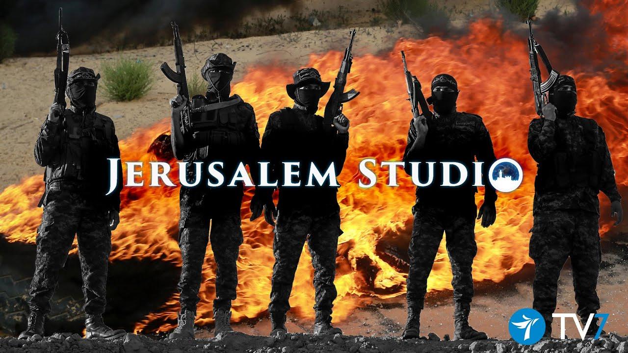 Israel's southern security challenges – Jerusalem Studio 634