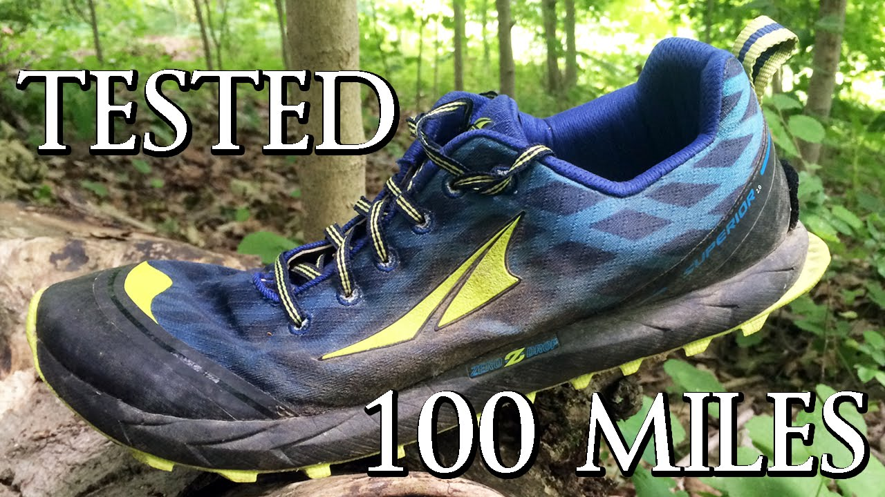 Altra Trail Shoes Review