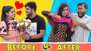 Before Marriage Vs After Marriage | Sanjhalika Vlog