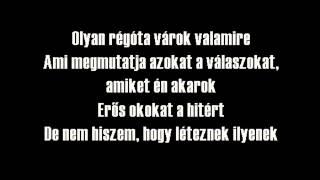 Sum 41 - Reason To Believe MAGYAR SZÖVEGGEL!!!