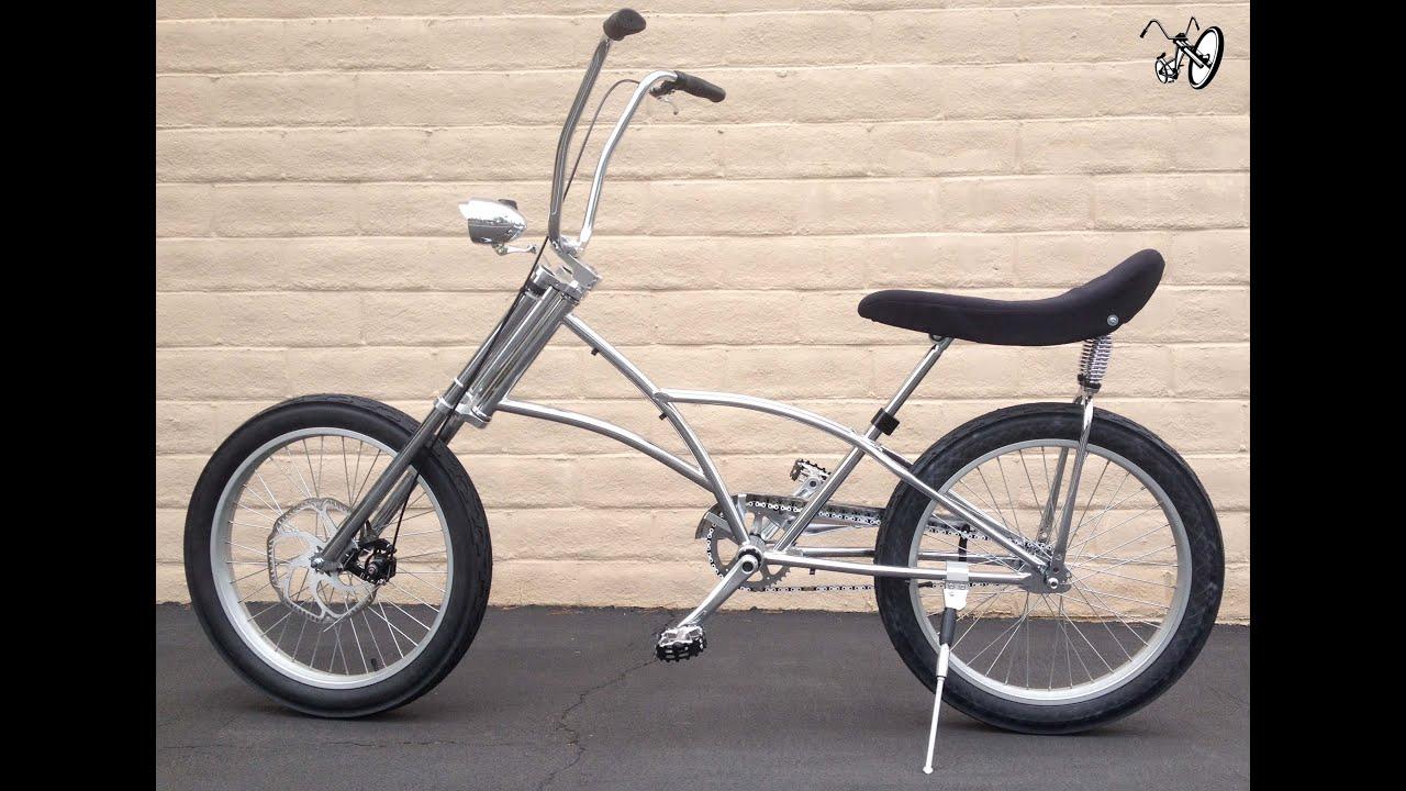 Super Chopper Bicycle - YouTube