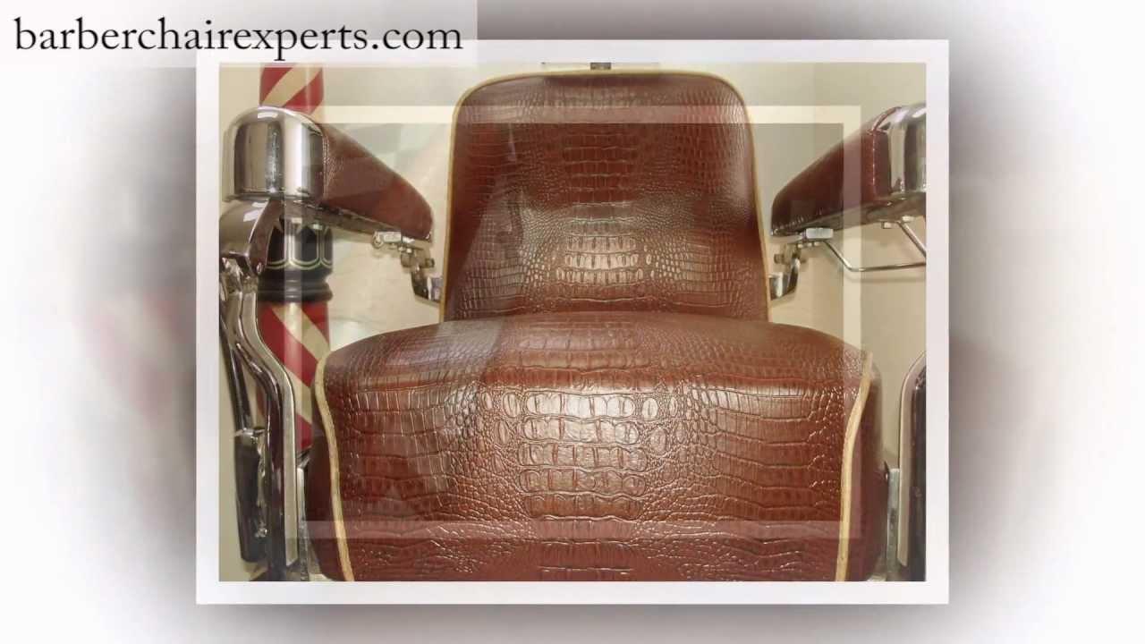 Barber Chair Repair - YouTube